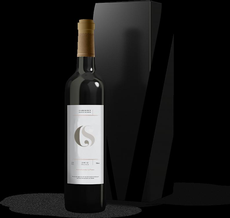 Cellar Sage wine bottle
